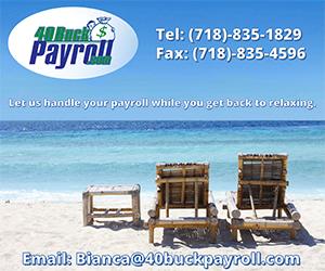 40 Buck Payroll