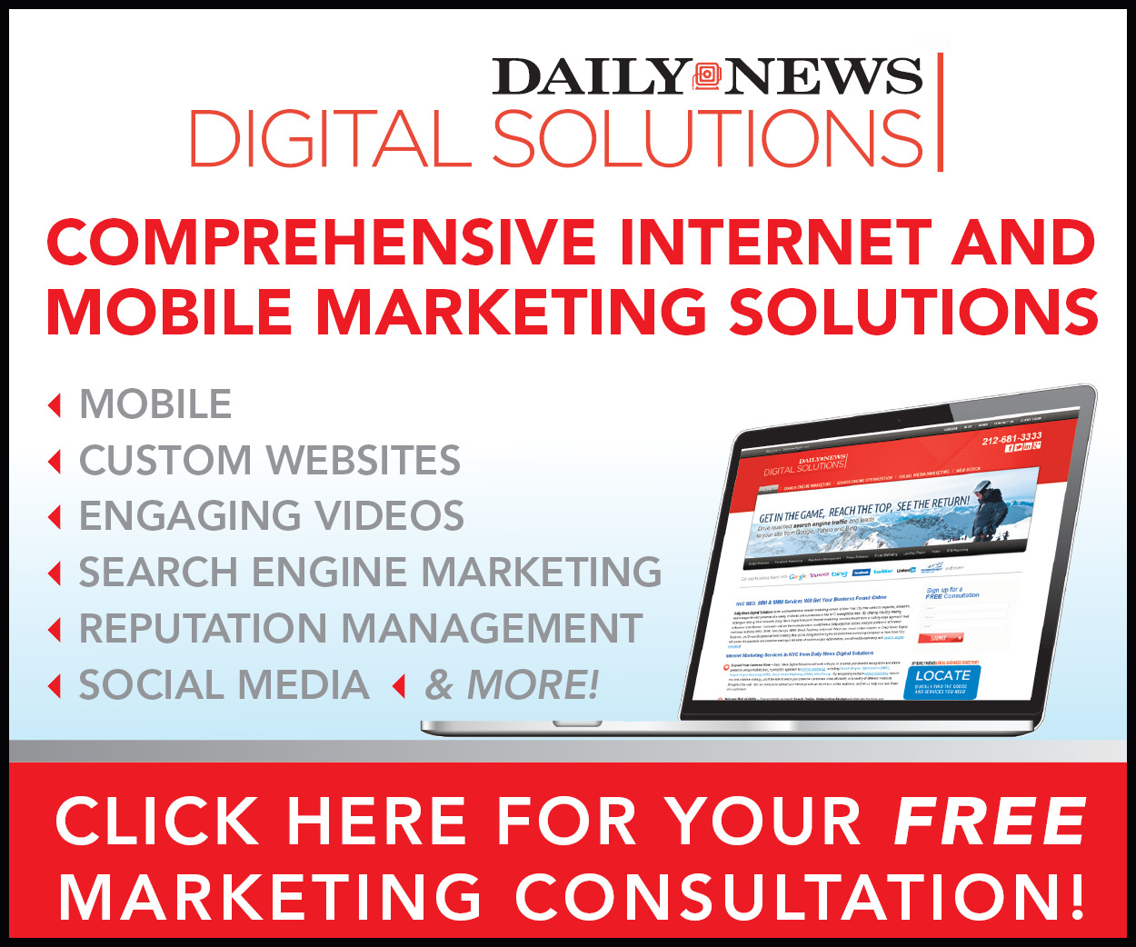 Daily News Digital Solutions